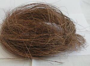 Kokosfibrer ca 80 g