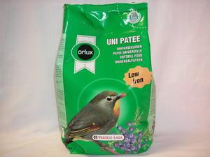Orlux Universalfoder Uni Patee, 1 kg